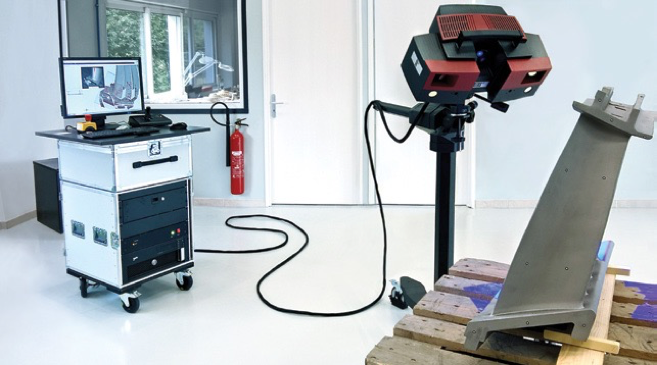 Moules et Outillages de Bourgogne - Scan 3D - reverse ingéniering